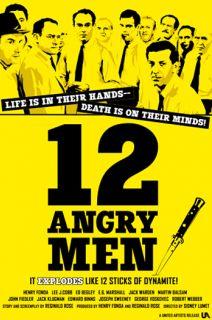 12 Angry Man (1957)
