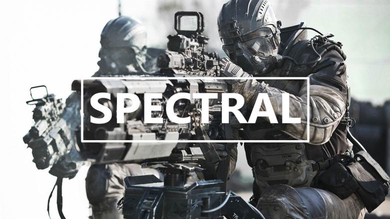 SPECTRAL NETFLIX IMDB